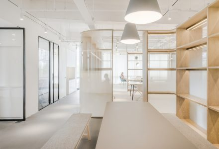 上海电动汽车品牌蔚来(NIO)创意办公室