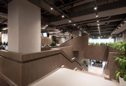 北京三里屯杰尔思行办公空间设计