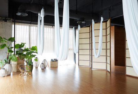 静谧祥和的上海瑜珈馆设计