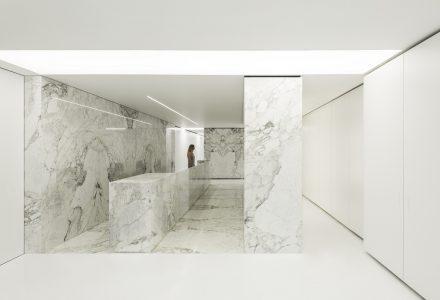 西班牙Petra石材公司展厅/办公室