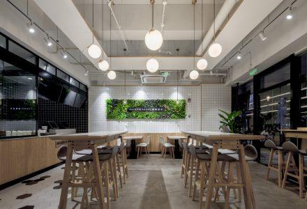 上海SALAD PRESS沙拉店