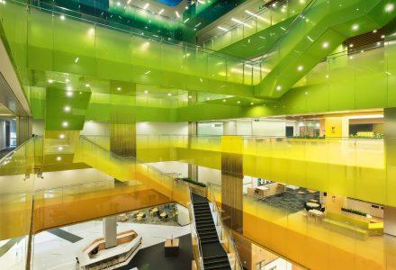 微软苏州研发中心设计