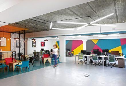 亚美尼亚软件开发公司BigBek办公室