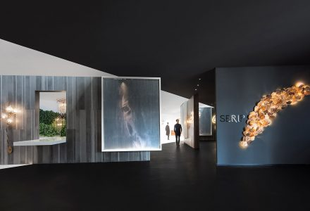 葡萄牙灯具品牌SERIP展厅设计