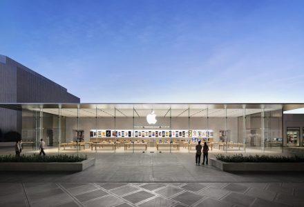 斯坦福·Apple苹果零售体验店设计