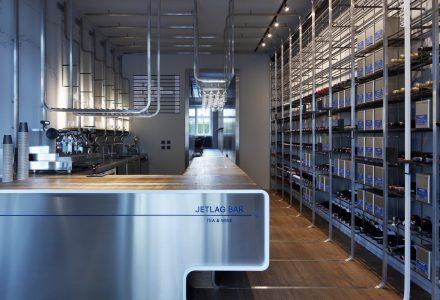 布拉格时空酒吧 / Mimosa Architekti