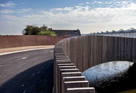 荷兰蝙蝠桥/NEXT建筑事务所