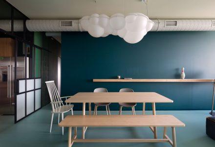 乌克兰GREEN APARTMENT公寓翻新设计