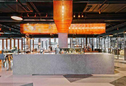 西安·Sugarman(素饮·糖人)咖啡店 / 栋栖设计