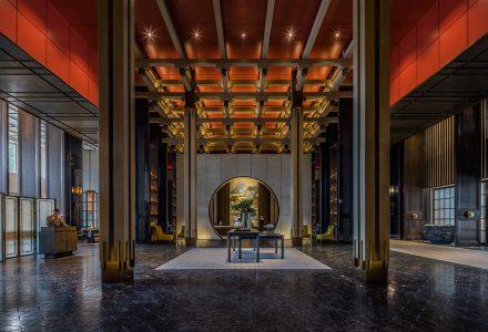 杭州·泛海钓鱼台精品酒店 / CCD