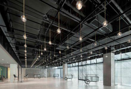 """北京·瑜舍酒店""""北""""空间设计 / Neri&Hu"""