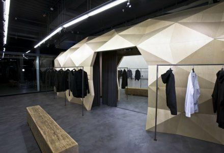 印度Lurdes Bergada服装店