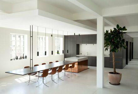 哥本哈根Sturlasgade公寓改造
