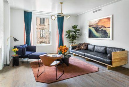 布鲁克林改建的Standish公寓