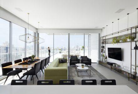 霍隆(Holon)顶层公寓
