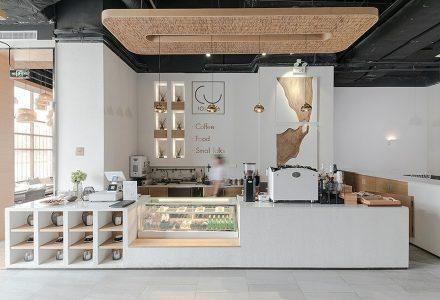 长沙101咖啡馆 / Giovanni Ferrara