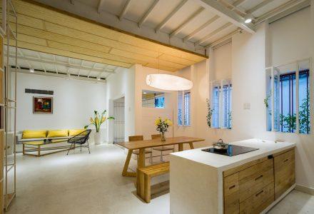K.住宅/G+architects