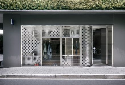 上海·ALL SH潮牌集合店设计