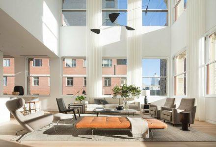 Shigeru Ban设计的精品复式住宅