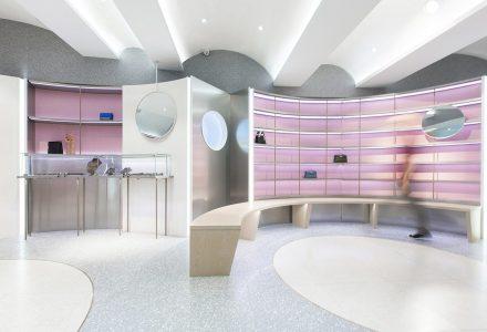 上海Nic的Milano Botique时装买手店