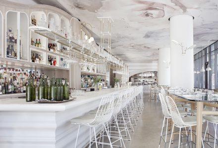 加拿大多伦多浪漫主义FIGO餐厅