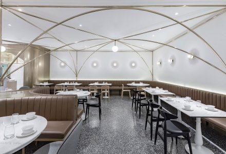 """北京·""""点点一品""""茶餐厅设计 / 古鲁奇"""