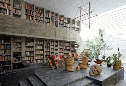 墨西哥Pedro Reyes House艺术家住宅