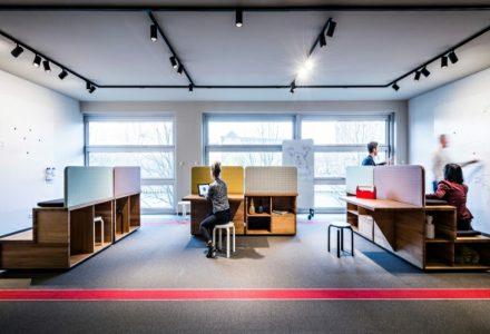 德国大众旗下CARMEQ现代办公室