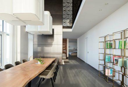 特拉维夫P Duplex公寓设计