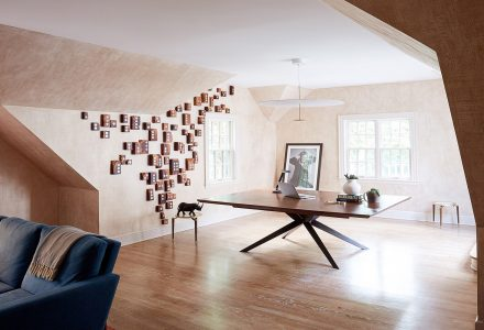 纽约斯卡斯代尔家庭工作室