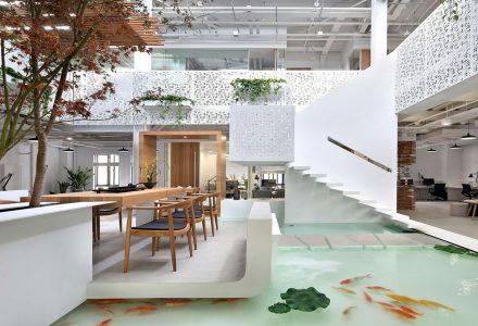 上海艾迪尔办公室设计