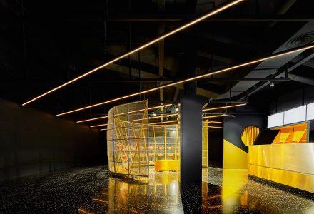 西班牙Filmax影院室内设计