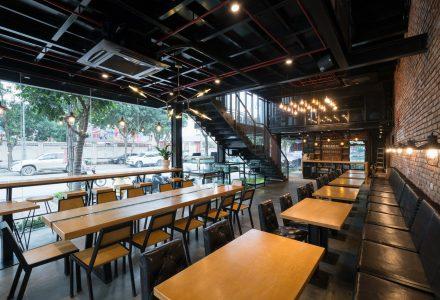 越南Crabsark&Crawfish海鲜餐厅
