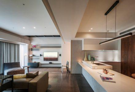 香氛艺术空间住宅 / 水相设计