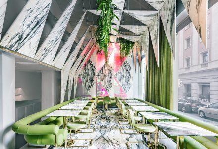 马德里RÒMOLA咖啡屋+体验式餐厅