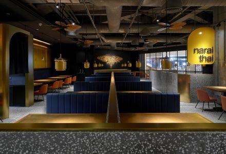 杭州·Narai Thai泰国餐厅设计