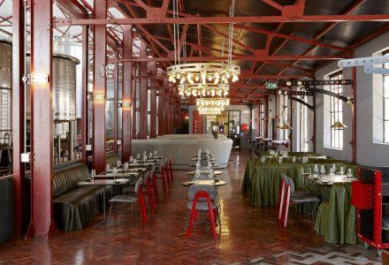 南非工业风Mad Giant精酿啤酒餐厅