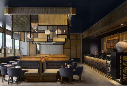 伦敦Nobu Hotel精品酒店设计