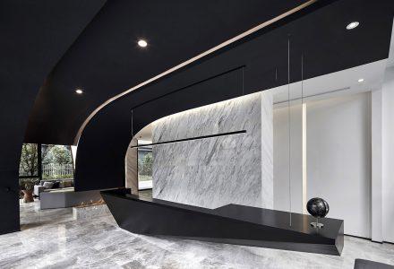 上海腾邦国际办公室设计