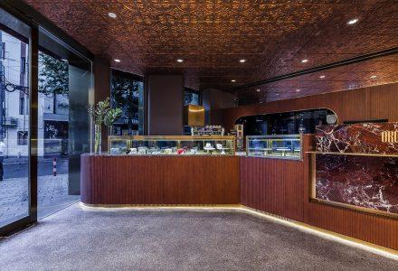 上海·ORO Tiramisuteca甜品店