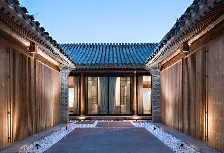 """北京·打磨场""""共享际""""青年公寓 / 大观建筑"""