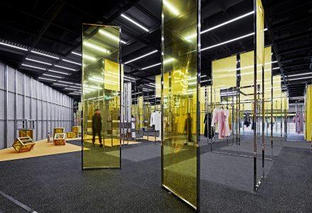 北京·WeMarket设计师品牌共享零售空间设计