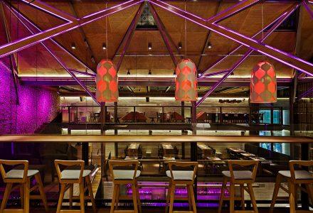 印度LOFT 38音乐主题餐厅设计