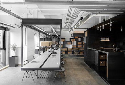 成都·凡筑工作室设计