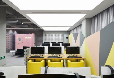 杭州·云猫电竞网咖设计