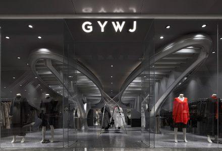杭州·GYWJ全国首家概念店 / 叶梹设计