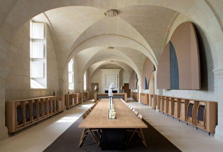 法国FONTEVRAUD HOTEL酒店翻新设计