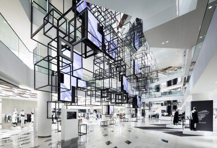 泰国曼谷Siam Discovery购物中心设计