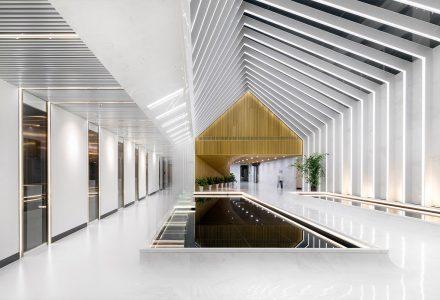 光之隧道-浙江丽水办公总部设计