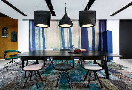 温哥华CoWork共享办公室设计